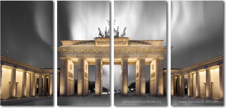 XXL Wandbilder Kunstdrucke 160x80 cm Ultra Moderne Bilder kaufen Keilrahmenbilder