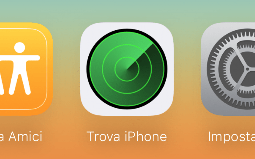 Trova il mio Iphone da Pc, Mac e Android