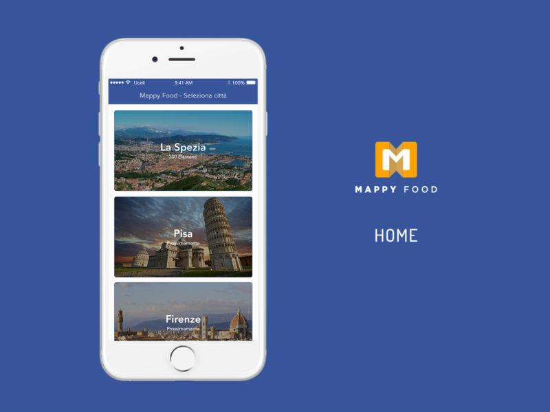 Sviluppo App Ibrida guida turistica Italia