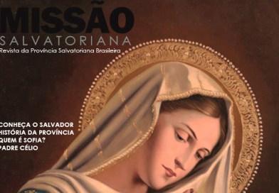 Missão Salvatoriana digital; leia