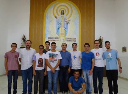 Missa do início do propedêutico Salvatoriano