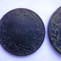Monede din 1867