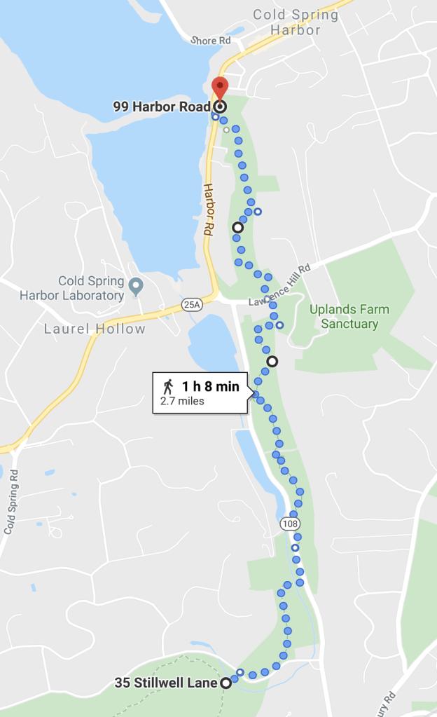 Long Island Greenbelt Trail Map : island, greenbelt, trail, NASSAU, SUFFOLK, TRAIL, SALVI, NOMAD