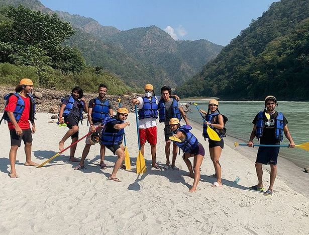 Rafting In Rishikesh - Salvus Hotels, Resorts and Camps