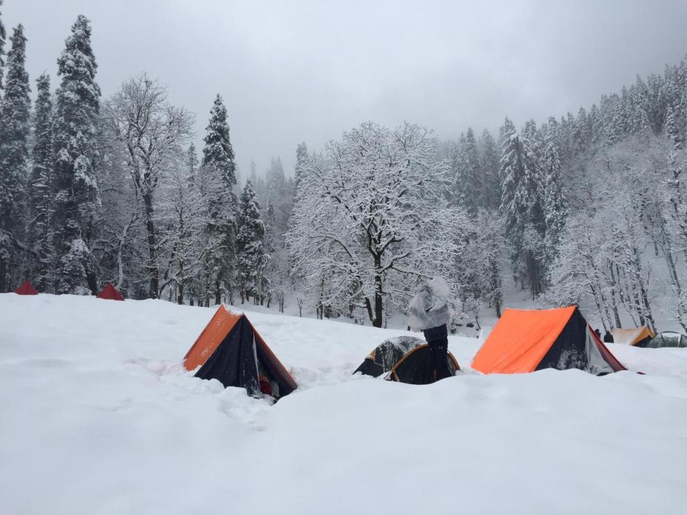 Kedarkantha Trek Latest Updates 2021   Base Camp