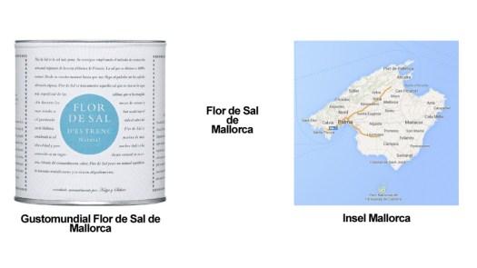 Gustomundial Natürliches Flor de Sal der Insel Mallorca