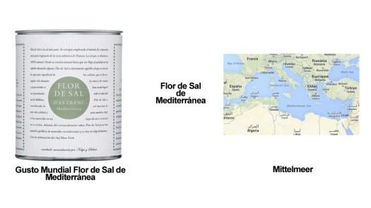 Flor de Sal de Mediterránea