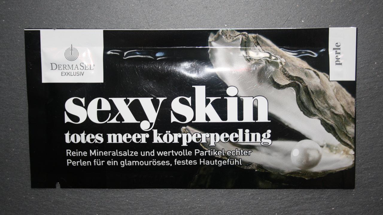 Kosmetikprodukte von Sexy Skin einer Marke von Dermasel
