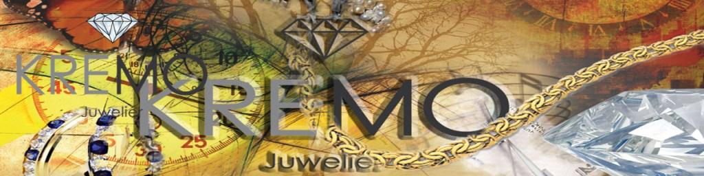 KREMO Juwelier Salzburg Exclusiver Schmuck, Uhren,Eheringe und Reparatur Reinhard Maria Damisch Banner_Kremo_design_V01