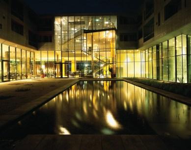 Hotel Loisium, Langenlois - Kooperation mit Steven Holl