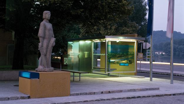 post platzgestaltung emmersdorf