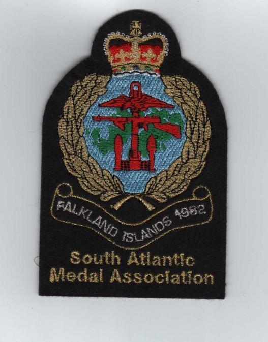 shop SAMA (82) embroidered blazer badge