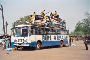 "Du Niger au Burkina, ""Bon voyage""..."