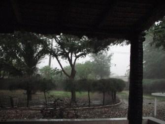 Matin d'orage...