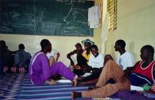 Ecole du village peul