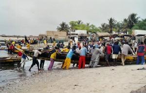 Les pêcheurs de Djiffer