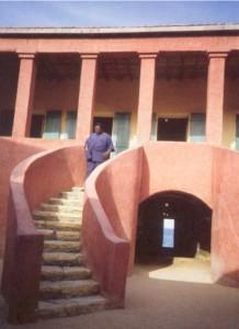 Gorée, la maison des esclaves