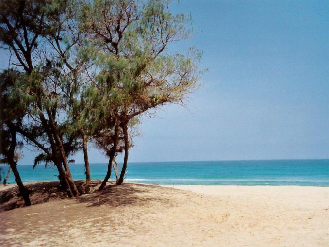 Plage de la grande côte sénégalaise