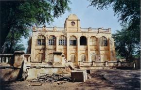 Richard Toll, le château du Baron Roger