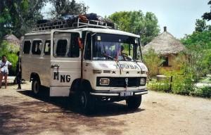 Notre minibus