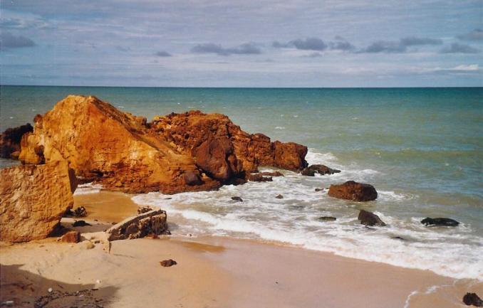 La plage de Toubab Dialao