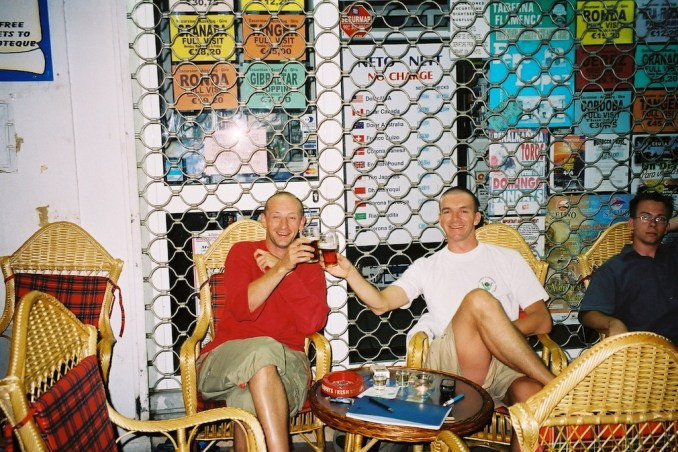Philou et Cissou à Torremollinos