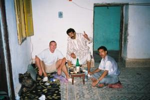 Chez Hassan à Guelmim (Maroc)