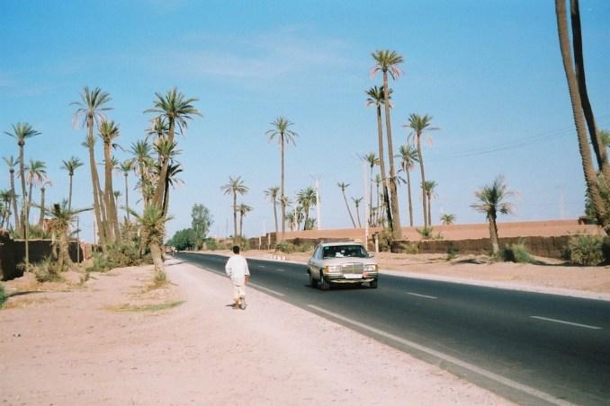 En passant par Marrakech...