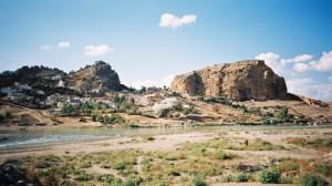 Oued dans le Rif