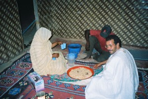 Repas mauritanien
