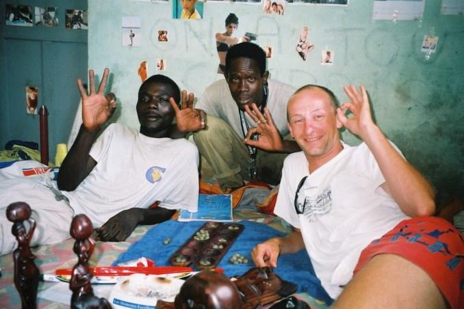 Bamba, Cheikh, et Philou