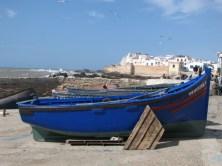 Barque à Essaouira