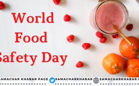 World Food Safety Day 2021 Date, History, Quotes, Theme, Message