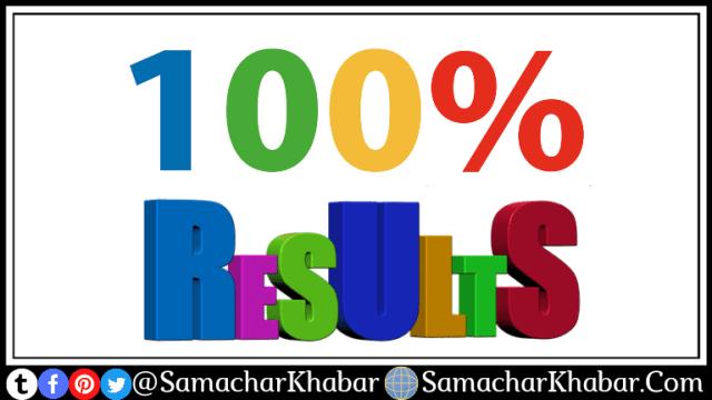 TN Board + 2 12th Result 100% Pass
