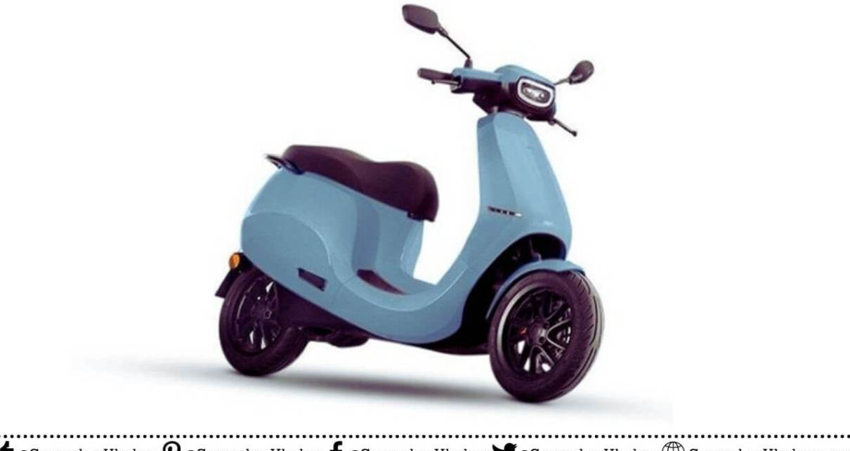 Ola Electric Scooter Price & Features How to Book Ola E Scooter