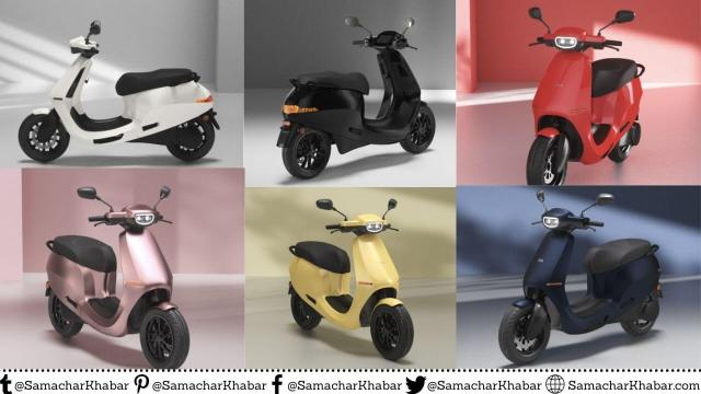 Where is Ola Electric Scooter Manufacturing Plant