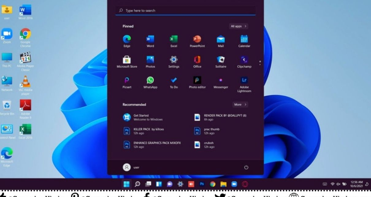 Windows 11 ISO Download System Requirement Windows 11 Features