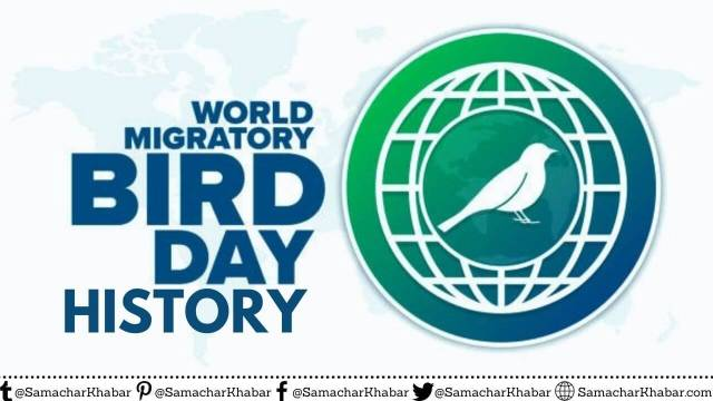 World Migratory Bird Day History