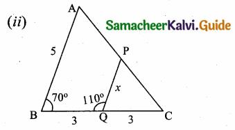 Samacheer Kalvi 10th Maths Guide Chapter 4 Geometry Ex 4.1 2
