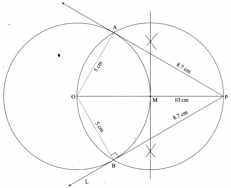 Samacheer Kalvi 10th Maths Guide Chapter 4 Geometry Ex 4.4 18