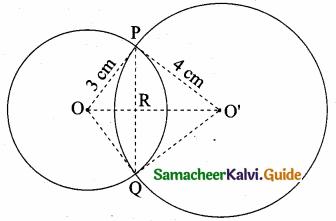 Samacheer Kalvi 10th Maths Guide Chapter 4 Geometry Ex 4.4 9