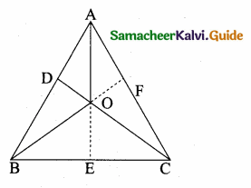 Samacheer Kalvi 10th Maths Guide Chapter 4 Geometry Unit Exercise 4 4