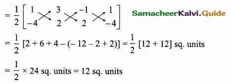 Samacheer Kalvi 10th Maths Guide Chapter 5 Coordinate Geometry Additional Questions 29