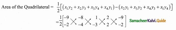 Samacheer Kalvi 10th Maths Guide Chapter 5 Coordinate Geometry Ex 5.1 14