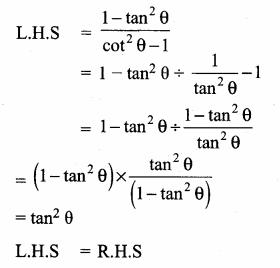 Samacheer Kalvi 10th Maths Guide Chapter 6 Trigonometry Ex 6.1 1