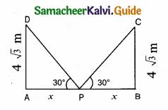 Samacheer Kalvi 10th Maths Guide Chapter 6 Trigonometry Ex 6.2 2