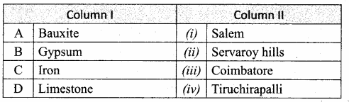 Samacheer Kalvi 10th Social Science Guide Geography Chapter 7 Human Geography of Tamil Nadu 1