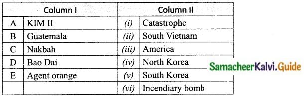 Samacheer Kalvi 10th Social Science Guide History Chapter 4 The World after World War II 4