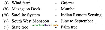 Samacheer Kalvi 10th Social Science Model Question Paper 3 English Medium - 4