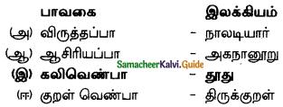 Tamil Nadu 12th Tamil Model Question Paper 5 - 1